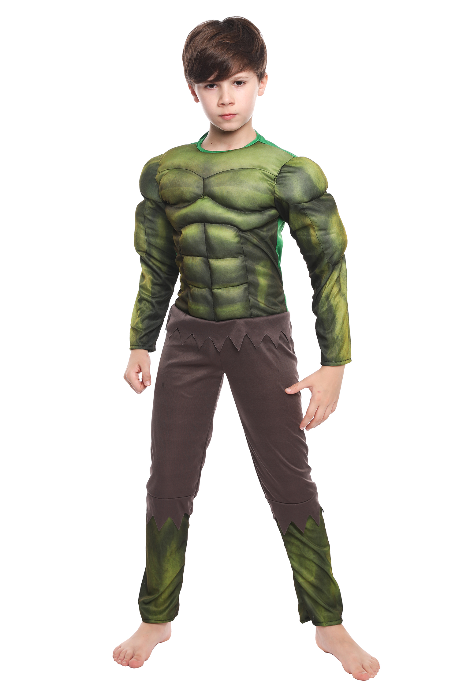 Image 5 - Heroic Hulk Onesies Birthday Party Carnival Clothes Very Cool Gift Avengers Halloween Cosplay Costume For KidsBoys Costumes   -