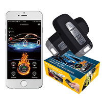 2020 לcardot אוטומטי מנוע start stop בטלפון חכם App בקרת רכב חכם keyless כניסה