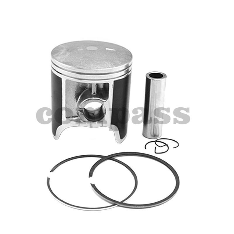 Motorcycle Bore Size 66mm Piston Ring For HONDA CR250 CR 250 image