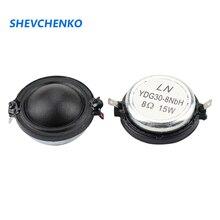 1.25Inch 30 Mm Tweeter 8ohm 15W Zijde Film Dome Geavanceerde Tweeter Reparatie Home Aaudio Speaker Diy 2 Pcs