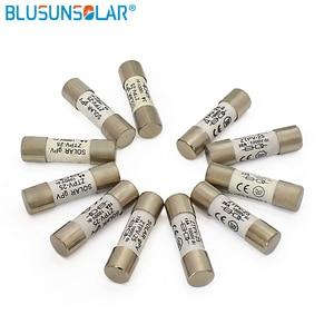 Image 5 - BULSUNSOLAR20 unidades/lote 1A ~ 32A 1000V fusible Solar 10A15A 10*38MM PV para sistema de energía Solar