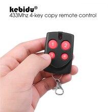 Kebidu Multi Frequenz Kopie RF 270 868mhz Code Für Garage Tür Fernbedienung Duplizierer Fixed Code Remote Controller