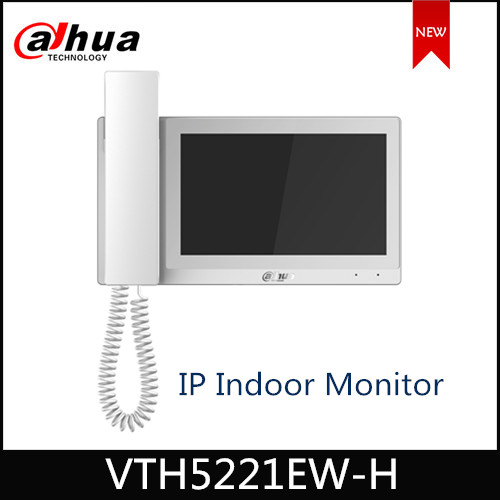Dahua Video Intercoms IP Indoor Monitor VTH5221EW-H 7