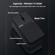 For Oneplus 7T Pro Case Business Carbon Fiber Silicone Magnetic Shockproof Cover For Oneplus 7 6 Pro For One Plus 7 T 6 Pro Case