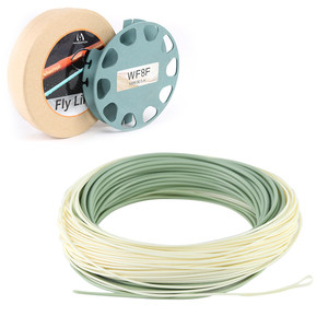 Image 5 - Maximumcatch Outbound 6/7/8/9/10wt Short Fly Fishing Line 100FT Weight Forward Saltwater Fly Line With 2 Welded Loops