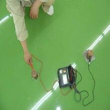 Эпоксидная смола самовыравнивающийся краска для пола износостойкости чистый беспылевая сумка картина с ярким покрытием