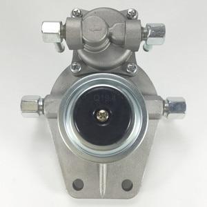 WAJ Diesel Fuel Filter Primer Pump 16401-VK511 Fits For NISSAN KING CAB 2.5 TD 1998-2005