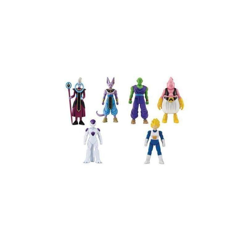 Figure Combat Dragon Ball 7cm Assorted Sell By Separad Toy Store