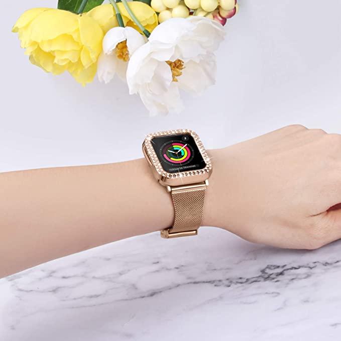 para apple watch 40mm 38mm 44mm 42mm