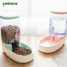 Автоматическая поилка для домашних животных, дозатор для еды, портативный дозатор напитков для собак, кошек, дозатор напитков, кормушка для собак, кошек, 3,8л, миска для домашних животных
