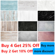 Photo studio backdrop 57*87cm marble wood grain 2 sides waterproof photophones food photography background props【buy 4 free 1