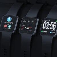 Smart Health Watch Color Touch Screen IP68 Waterproof Fixed Wireless Controller Smart Watch Heart Rate Monitor Smart Bracelet