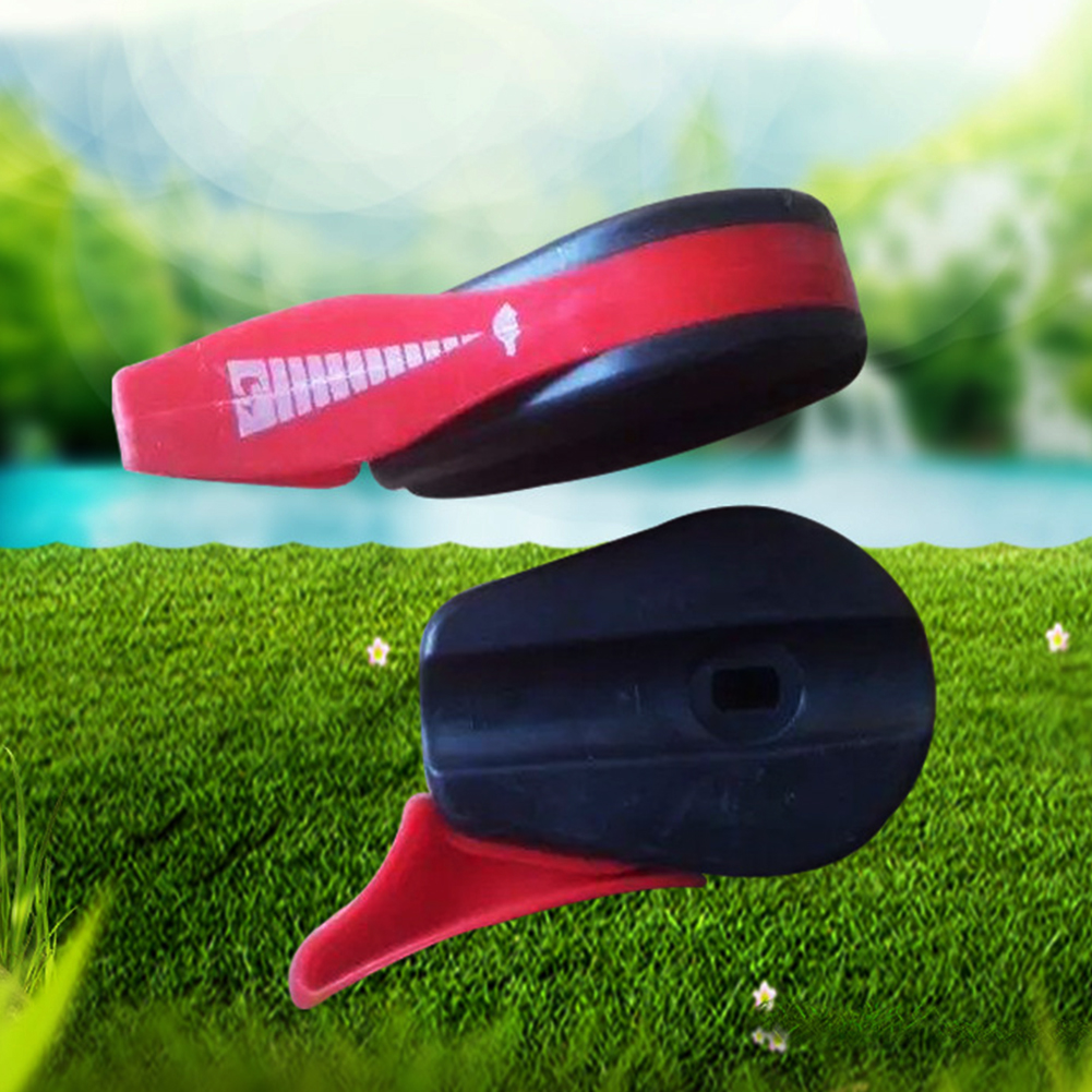 Lawnmower Handle Red+Black Lever Hand Push Tools Garden Throttle Control Switch