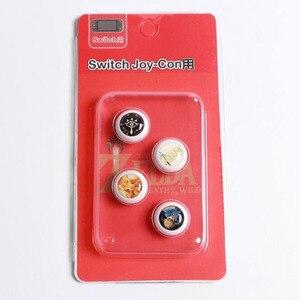 Image 2 - Thumb Stick Grip Cap funda para mando analógico para Nintendo Switch Splatoon Zelda Game NS Lite, JoyCon