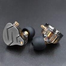 In Ear Earphone  Monitor Running Sport Earphone HIFI Headset Earbud KZ ZST ES4 ZS10 AS10 AS06 KZ ZSN