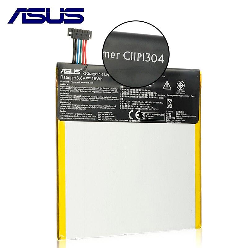Original ASUS High Capacity C11P1304 Battery For ASUS MEMO PAD HD 7 ME173X K00U K00B HD7 3950mAh