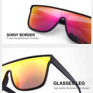 Image 5 - FENCHI NEUE Sonnenbrille Frauen Männer Schwarz Driving Windschutz Übergroßen Weiblichen Sonnenbrille Brille Zonnebril Dames Oculos Feminino