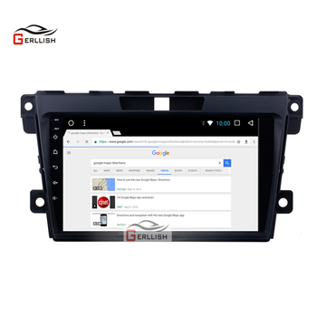 For Mazda CX7 CX-7 CX 7 er 2008-2015 car radio multimedia video player navigation GPS Android no 2din 2 din DVD image