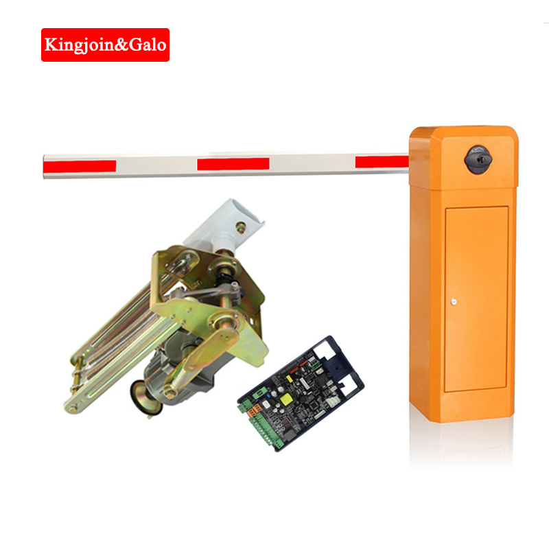 High-quality Automatic Parking Doors, Garage Gates Barriers, Intelligent Parking Lock Barrier Devices (Fixed Right) Outfit