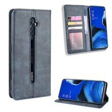 Oppo Reno 2F Case Oppo Reno 2Z Wallet Fl