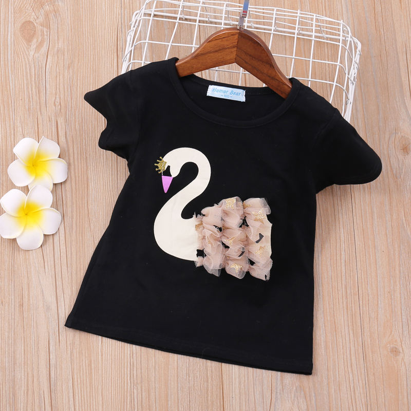 H642a6e47d74e496596207eff0ad41386e - Humor Bear Baby Girl Clothes Hot Summer Children's Girls' Clothing Sets Kids Bay clothes Toddler Chiffon bowknot coat+Pants 1-4Y