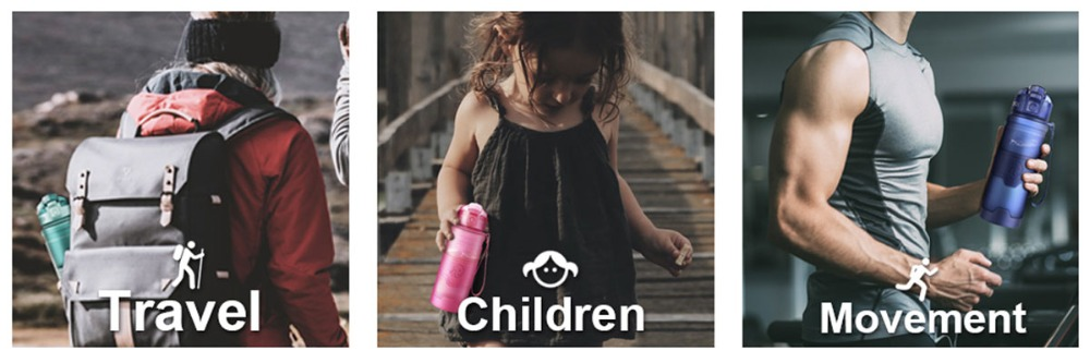 H642a735c74ed480ea054c26bc741e782q Best Sport Water Bottle TRITAN Copolyester Plastic Material Bottle Fitness School Yoga For Kids/Adults Water Bottles With Filter