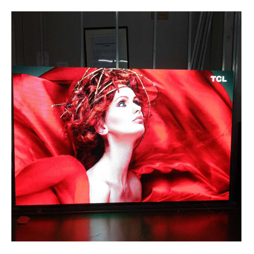 P3.91 SMD1921 Outdoor 128*128dots 500x500mm Die Cast Aluminum Cabinet, RGB LED Video Wall, LED Display Big Billboard Screen