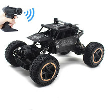 New Arrival 4WD Rock Crawler Off Road RC Car Remote Control Toy Machine On Radio Control 4x4 Drive Car Toy 5510
