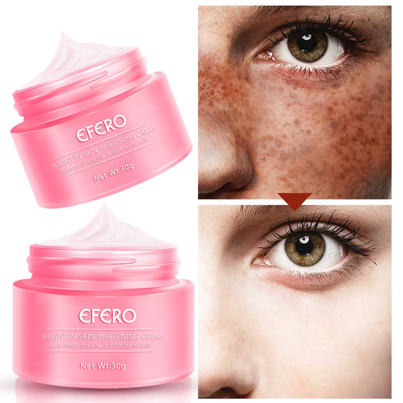 EFERO الجلد تبييض كريم وجه النمش كريم جهاز إزالة التجاعيد تصبغ مرطب كريم وجه مرطب ل بقعة داكنة كريم تبييض