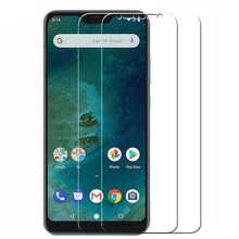 tempered glas for xiaomi mi A2 A3 lite plays protective film mi pocophone f1 on the glass smartphone phone screen protector