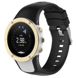 Image 2 - حزام ساعة سيليكون حزام (استيك) ساعة استبدال ل Suunto المتقشف المدرب المعصم HR
