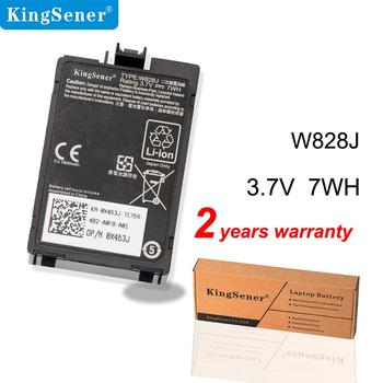 KingSener W828J Raid Controllers Battery For Dell PowerEdge M600 M610 M910 H700 PERC 6/i X463J 0X463J H145K J321M 3.7V 7Wh image