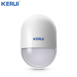 Image 2 - 3pcs KERUI P829 Wireless Moverment Sensor Pir Motion Detector Low Battery Reminder For Home Security Alarm System Anti tamper