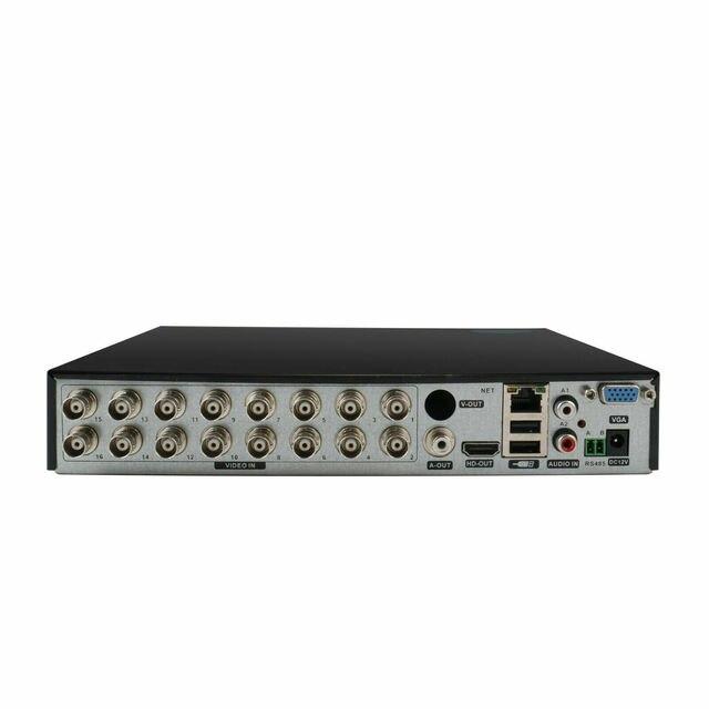 16 Channel AHD 1080P Video Recorder CCTV Smart Security DVR HD VGA HDMI BNC 3