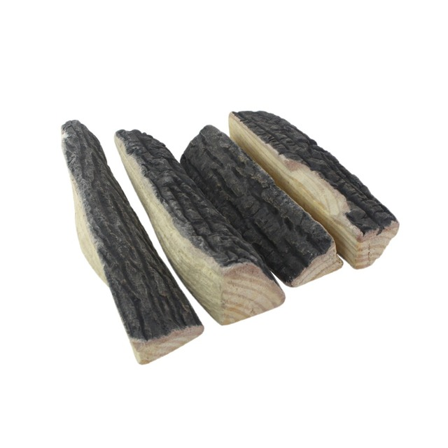 Fake Firewood for Gas Fireplace  2