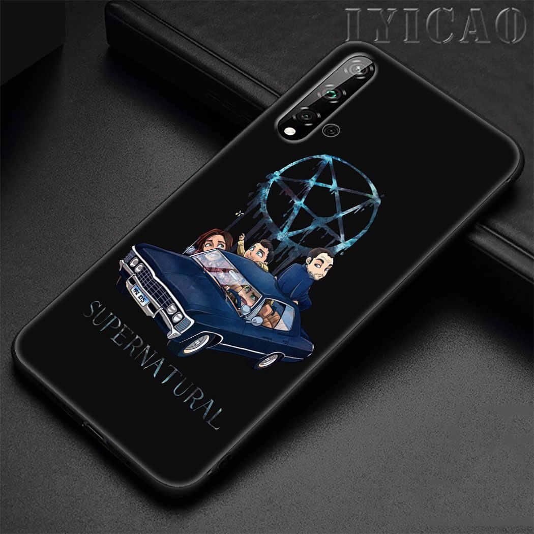 IYICAO 超自然ソフト電話ケース Huawei 社の名誉 9 × 20 プロ 7A 7C 7 × 8 9 10 Lite 8X 8C 注 10 ビュー 20 ケース