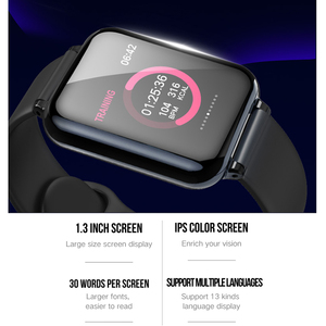 Image 4 - COXANG b57 Smart Watch With Pressure Measurement Heart Rate Monitor b57 Smartwatch Waterproof  Pedometer Smart Watch ladie/ Men