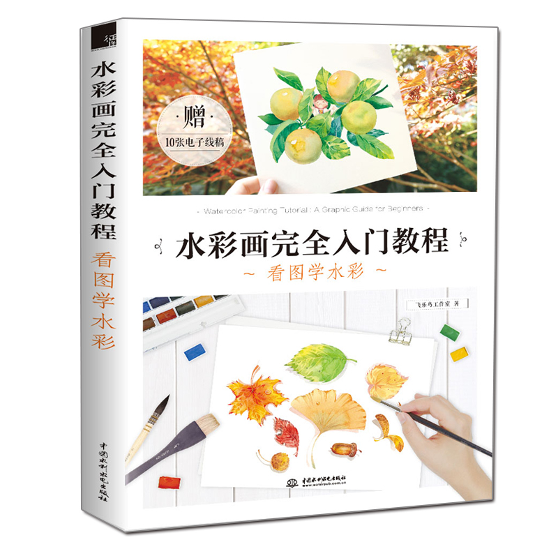 Introduction Textbook Of Watercolor Painting