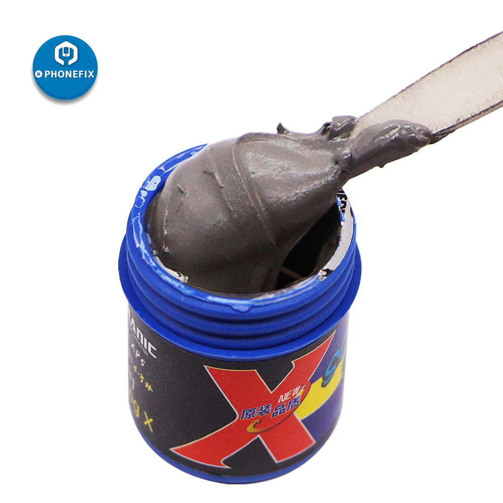 Mechanic Solder Paste Flux Special XP5 Tin Flux Paste 148 Degrees Lead-free Tin Cream For IPhone X/XS/XR/XS MAX Welding Fluxes
