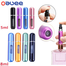 Perfume Spray-Bottle Refillable Empty-Cosmetic-Storage-Bottles Mini Container Travel
