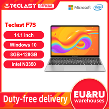 En yeni dizüstü bilgisayar Teclast F7S 14.1