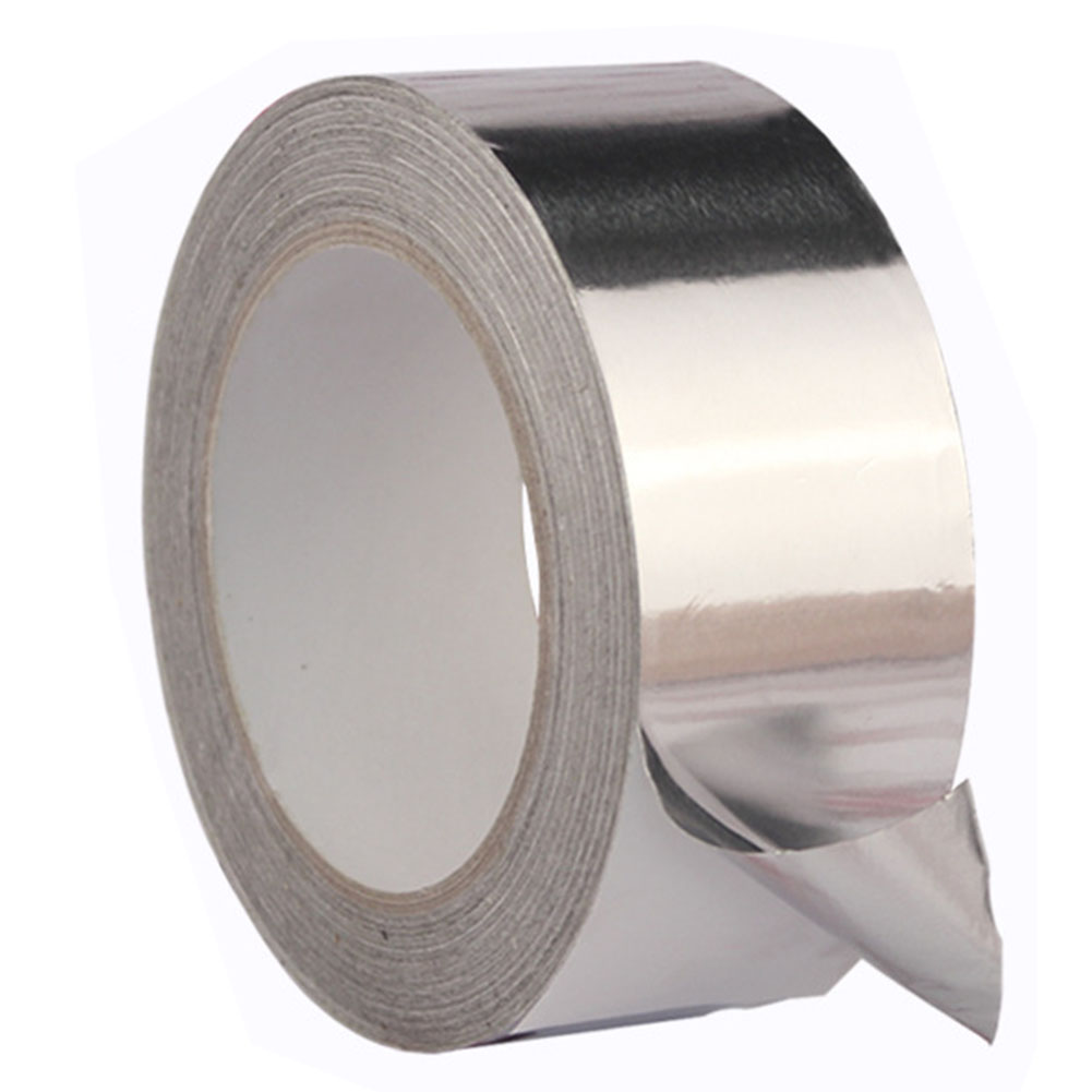 Heat-resistant And High-temperature Pipe Repair Adhesive Roll Heat-resistant Tape Seal Ring Aluminum Foil Metal Repair Tool