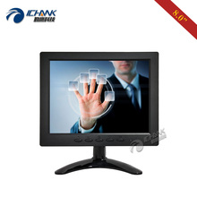 Купить с кэшбэком 8 inches high sensitivity touch displays / 8 inches industrial touch monitor / medical device touch display