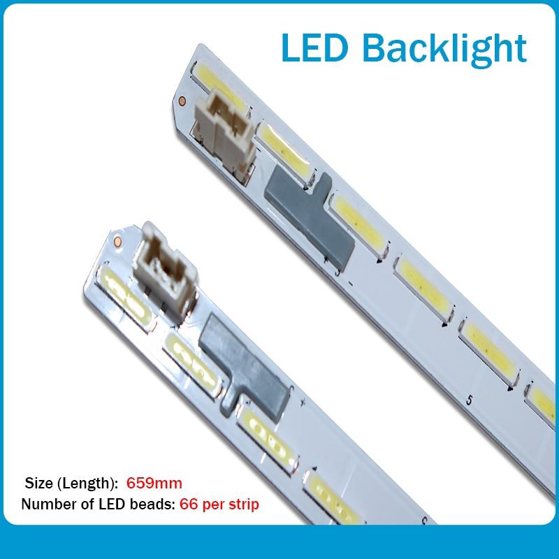 "Светодиодный Подсветка полосы 66 лампа для LG 60 ""V16.5 ART3 6922L-0147A 402-1 60LG61CH LC600EGE FJ M3 LC600EQF 60UF7700 6916L2653A"