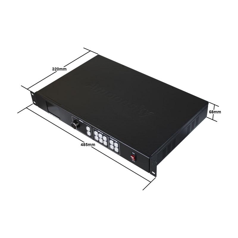 Image 4 - P3.9 dello schermo principale Dellinterno MVP300 controller video con TS802 linsn led carta di invio DVI/VGA/HDMI di ingressoImpianto sonoro   -