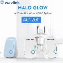 Wavlink ac1200 24g 5g гигабитный wifi роутер двухдиапазонный