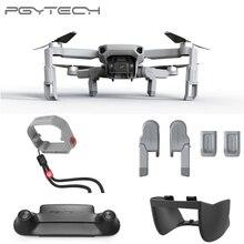 PGYTECH para DJI Mavic Mini Protector de hélices soporte ajustable Lanyard aterrizaje engranaje lente Hood Control Stick Protector