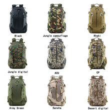 900D Nylon Waterproof Outdoor Military Tactical Backpack Climbing  Backpack Camping Hiking Trekking Hunting Rucksack Travel  Bag цена 2017