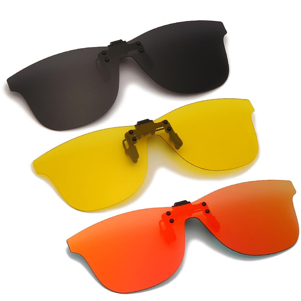 Солнцезащитные очки Мужские/Женские поляризационные, зеркальные аксессуары для вождения и рыбалки, интегрированные оверсайз квадратные ф...