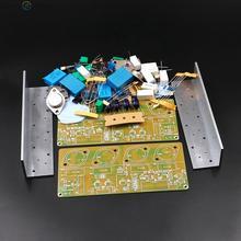 Power-Amplifier Class-A JLH2003 Bell Single-Ended 8ohm 2ch 22W 2-Pcs. Diy-Kit ZEROZONE